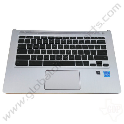 OEM HP Chromebook 13 G1 Keyboard with Touchpad [C-Side]