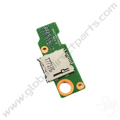 OEM HP Chromebook 13 G1 SD Card PCB