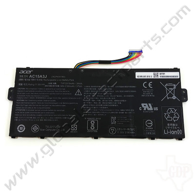 OEM Acer Chromebook Spin 511 R752T Battery [AC15A3J]