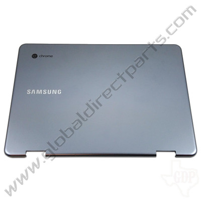 OEM Reclaimed Samsung Chromebook Plus V2 XE521QAB LCD Cover [A-Side]