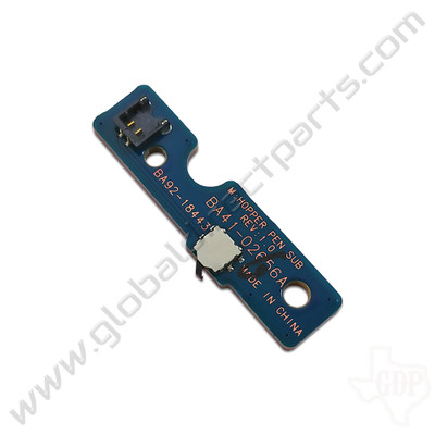 OEM Samsung Chromebook Plus V2 XE521QAB S-Pen Stylus PCB [BA41-02656A]