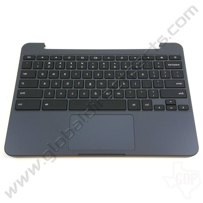 OEM Reclaimed Samsung Chromebook 3 XE501C13 Keyboard with Touchpad [C-Side]