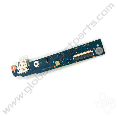 OEM Samsung Chromebook 4 XE310XBA USB PCB [BA-92-19896A]