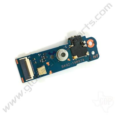 OEM Samsung Chromebook 4 XE310XBA Audio Jack PCB [BA92-19897A]