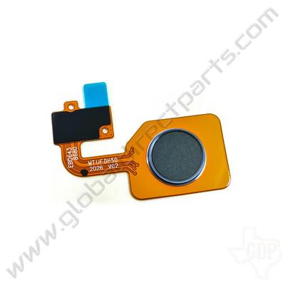 OEM LG Stylo 6 Q730AIO Fingerprint Sensor - Gray [EBD64386802]