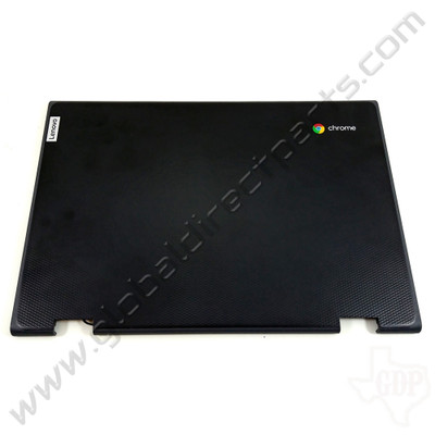 OEM Lenovo 300e 2nd Gen, 500e 2nd Gen 81MC Chromebook LCD Cover [A-Side]