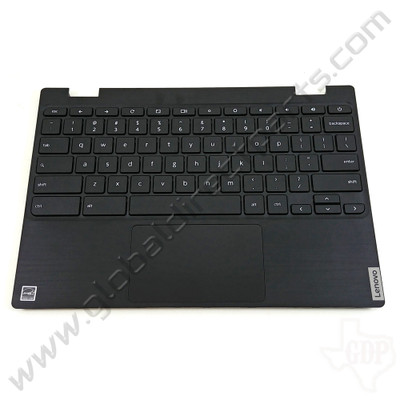 OEM Lenovo 300e Chromebook 2nd Gen MTK 81QC Keyboard with Touchpad [C-Side]