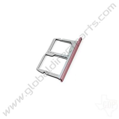OEM LG LM-K300 SIM Tray - Pink [MBL68661803]