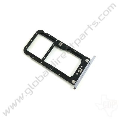 OEM LG G Pad 5, 10.1 Tablet SIM Tray - Silver [ABN76320001]