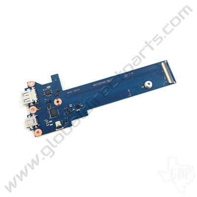 OEM Samsung Chromebook 4+ XE350XBA Type-C USB PCB