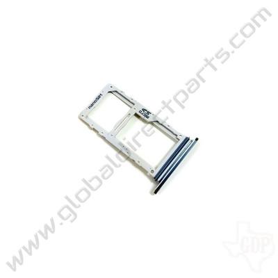 OEM LG Velvet 5G G900TMY SIM Card Tray - Gray [ABN76520002]