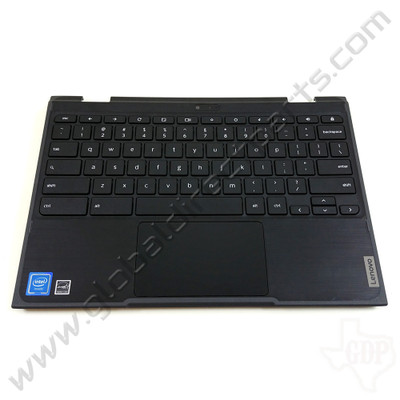 OEM Reclaimed Lenovo 300e Chromebook 2nd Gen 81MB Keyboard with Touchpad [C-Side]