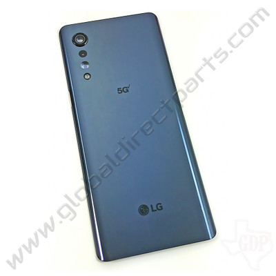 OEM LG Velvet 5G G900VMY Battery Cover - Gray [ACQ30112702]