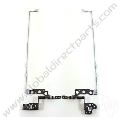 OEM HP Chromebook 14 G6 Metal Hinge Set
