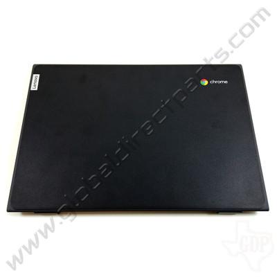 OEM Reclaimed Lenovo 100e Chromebook 2nd Gen 82CD, 81MA LCD Cover [A-Side]
