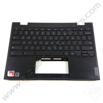 OEM Lenovo 100e Chromebook 2nd Gen 82CD, 81MA Keyboard [C-Side]