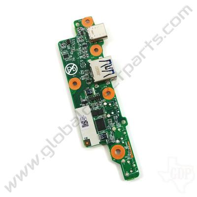 OEM Lenovo 100e Chromebook 2nd Gen 82CD, 81MA Type-C USB PCB