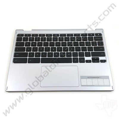 OEM Acer Chromebook Spin 311 CP311 Keyboard with Touchpad [C-Side]