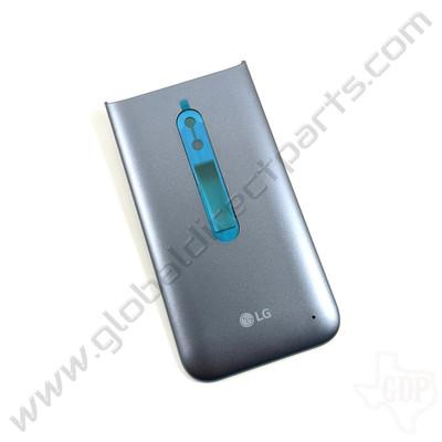 OEM LG Classic Flip L125DL LCD Cover [A-Side] [ACQ30030901]