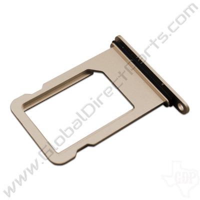 OEM Apple iPhone 7 SIM Card Tray - Gold