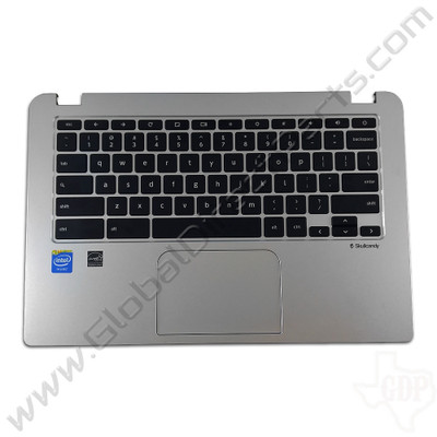 OEM Reclaimed Toshiba Chromebook 2 CB35-B3330, B3340 Keyboard with Touchpad [C-Side] [EABUH006010]