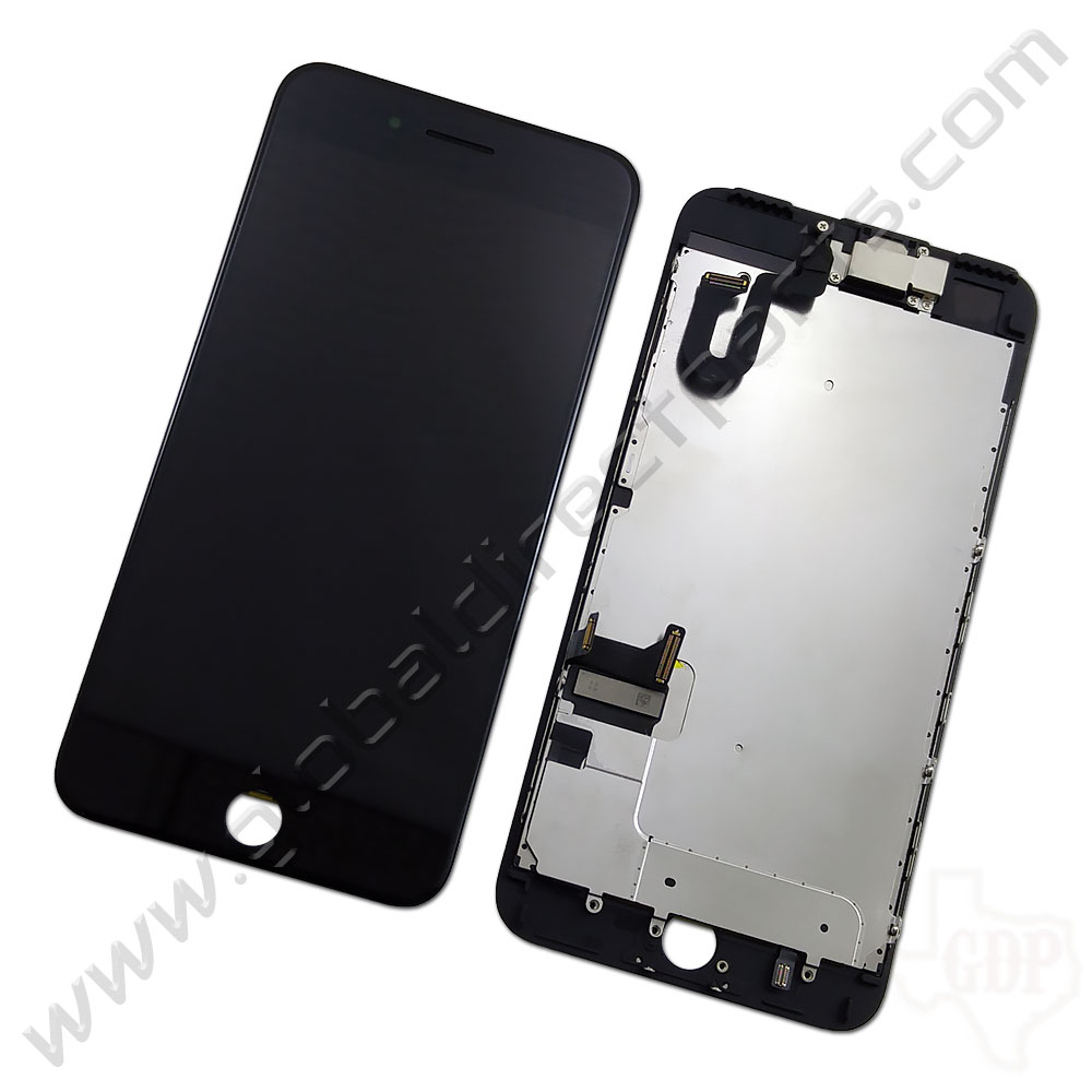 the best attitude 9a1ba 9acc0 OEM Apple iPhone 7 Plus Complete LCD & Digitizer Assembly - Black