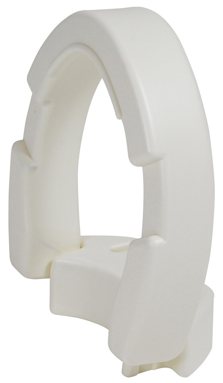 Phenomenal Elongated Hinged Toilet Seat Riser Rtl12608 By Drive Pabps2019 Chair Design Images Pabps2019Com