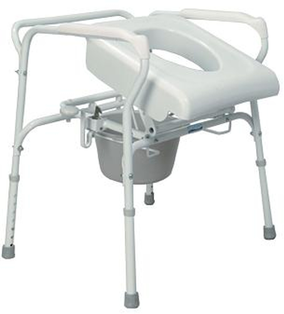 Carex Commode Assist Ca200 Lifting Toilet Seat