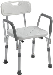 Bath Chairs with Arms