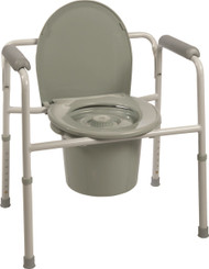 Bedside & 3-in-1 Commodes