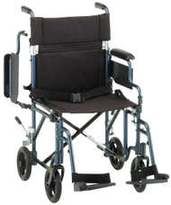 Removable Arm Transport Wheelchairs