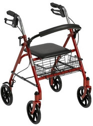 Adult Rollator Walkers