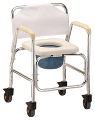 Rolling Commode Chairs