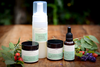 Organic House Face Care Gift Set