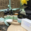 Indulgence Hamper with Pure Mulberry Silk Pillow Case and Sleep Eye Mask