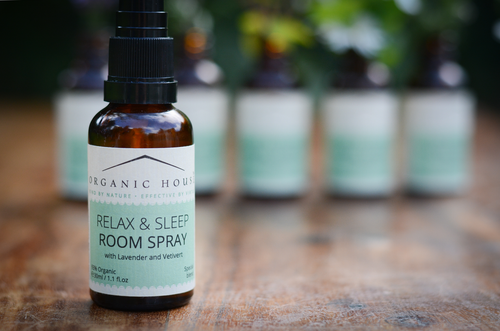 Relax and  Sleep pillow spray
