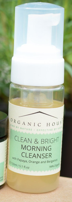 Clean & Bright Morning Cleanser 60ml