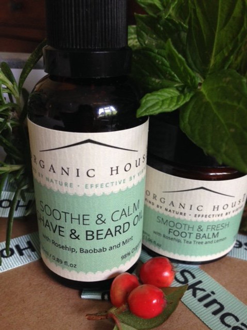 Shave and Beard Oil