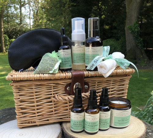 Organic House Luxury Indulgence Hamper