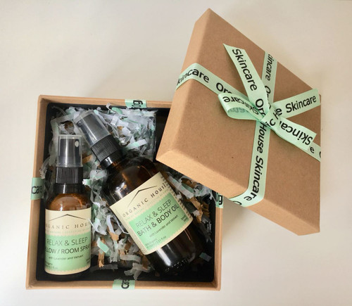 Get a good night's sleep gift box