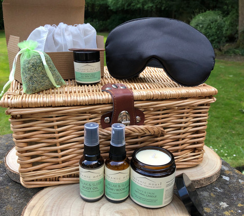 Peace and Calm Well Being Gift Hamper