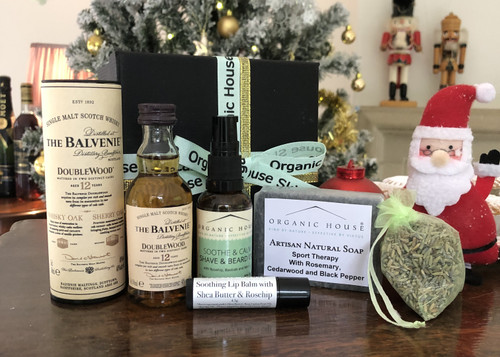 SOMETHING SPECIAL BALVENIE WHISKY GIFT HAMPER FOR HIM
