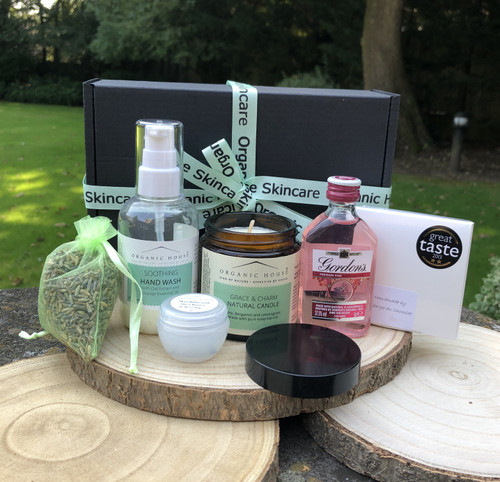 Something Special Pink Gin Hamper For Her