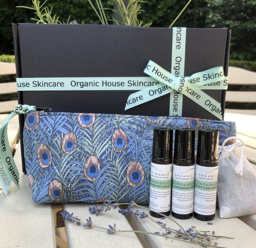 Aroma Rollers for Every Mood gift Set