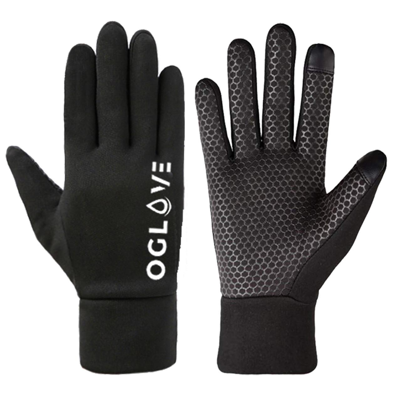 Kids Waterproof Thermal Football Field Sport Gloves