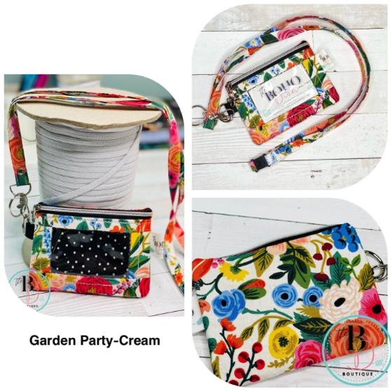 Garden Party-Cream