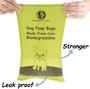 Personalized Dog Poop Bag Holder