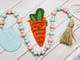 Bunny Purse | Bunny Purse | Zip Coin Purse | Toddler Purse | Little Girl Purse | Carrot Coin Purse