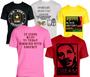 Adult Unisex Short Sleeve T-Shirts