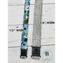 Lanyard With Photo ID Holder | Rifle Paper Co | Floral Lanyard | ID Zipper Pouch | Name Badge | ID Zipper Wallet